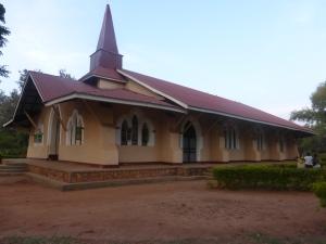All Saints church-Iganga