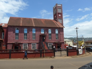 Christ Church - Freetown