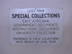 Makerere Library