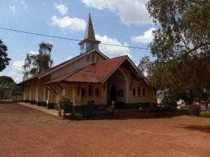 Nateete Church