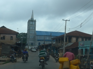 St. David's Cathedral - Ibadan