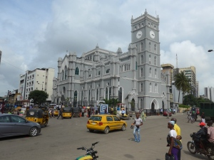 Christ Church Cathedral - Lagos