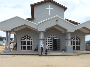 St. Thomas' Cathedral Badagry