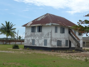 Mission house Badagry
