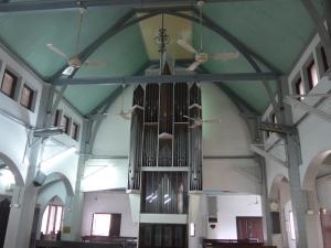 Our Saviour's Church inside